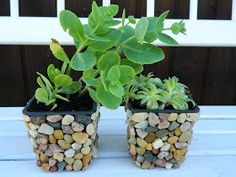 Blog o tvoření Planter Pots, Lily, Create, Simple, Gardening, Vases, Balcony, Lawn And Garden, Orchids