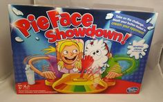 Pie Face Showdown Game ~ BRAND NEW IN BOX FREE SHIPPING #PieFace
