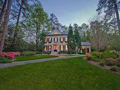 Emily Giffin's former House in Atlanta