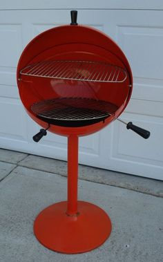 Turco barbecue ball...How cool is this!!!!