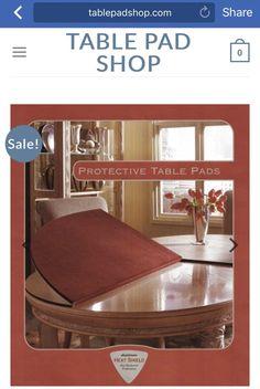 premium table pad affordable table pads buy medium size plus rh pinterest com