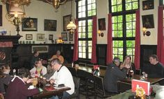 Cafe Vlissinghe in Brugge - Oldest pub in Bruge. Opened since 1515. astrogeographic position. located in highly profitable earth sign Taurus sign of grounding, food, cereals, beer and local energetic centers. 2nd coordinate in cosy, emotional water sign Cancer the sign of motherhood, caves, feeling at home and emotional independence. Field level 4.