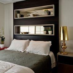 Decoração Quarto de casal Pro int apartamento Pessi archdesign 11340