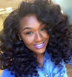 These curlicious hairstyles will help you embrace your natural curls or inspire you to wet it and set it for curly girl slay!