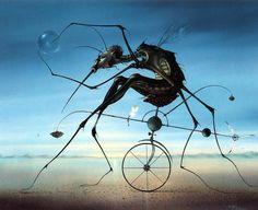 Surrealism and Visionary art: Hans Kanters