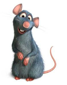 Remy In Ratatouille Is One Of Our Familys Favorite Characters Pixars Movies