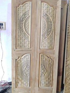Wooden Main Door Design, Double Door Design, Modern Exterior Doors, Door Design Interior, Cnc Wood, Main Entrance, Double Doors, Wooden Doors, Gate