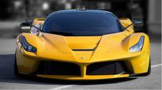 #Ferrari - #LaFerrari #Concept