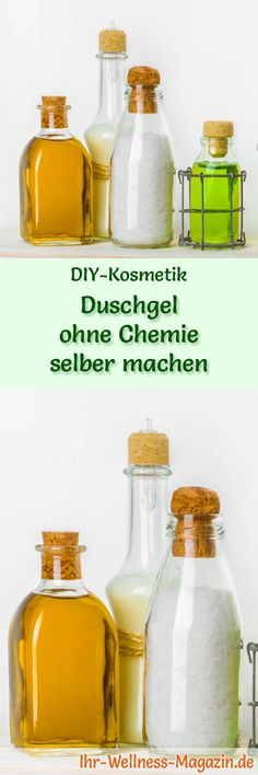Duschgel selber machen ohne Chemie – Rezept und Anleitung Do your own shower gel – DIY cosmetics recipe for shower gel without chemicals from only 4 ingredients with honey and the fat-reducing power of parsley extract … Diy Cosmetics Ingredients, Diy Beauty Mask, Belleza Diy, Lotion, Beauty Recipe, Natural Cosmetics, The Body Shop, Shower Gel, Beauty Care