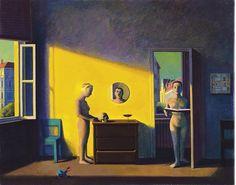 Liu Ye (1964-) Ii Riassunto 1993 (60 x 75 cm)