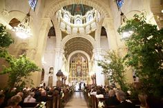 K, can all my family travel here for my wedding pleeeease???  Downtown Los Angeles Wedding, St.Vincent's Cathedral
