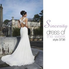 Sincerity Bridal Style 3736