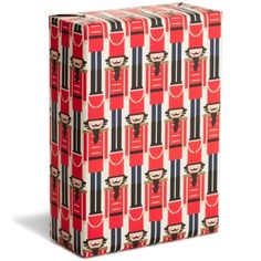 Holiday Shop - Holiday Wrap - Nutcrackers - Snow & Graham: Letterpress Stationery, Invitations, Greeting Cards and Calendars