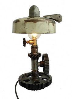 артикул 01-04 Высота 46 см Вес 8 кг Диаметр станины 20 см Источник света 1-Е27 Лампочка светодиодная эконом 8 ват Выключатель на проводе Длина ...