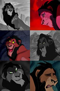My most favorite Disney male villain.