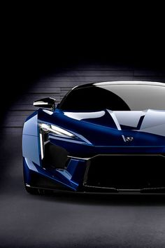 "fullthrottleauto: "" Fenyr SuperSport '2015 (#FTA) """
