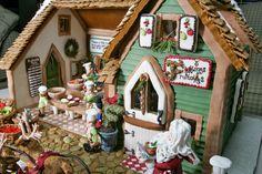 2009 National Gingerbread House Contest - JimKanaly's Photos