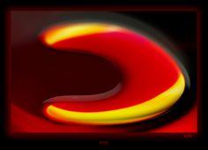 German Wing Schwarz Rot Gelb