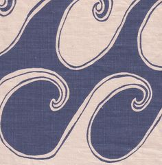 WAVES - as seen on dining chairs   http://jengoinginteriors.com/portfolio/#