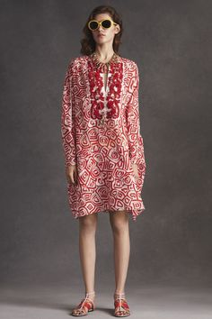Oscar de la Renta Resort 2016 - Preorder now on Moda Operandi