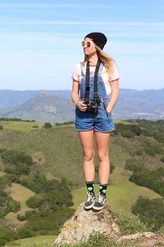 prefumo canyon, San Luis Obispo siena squared adventure shoot March 2016 #vans #vansgirls #adventuretime