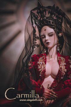 Carmilla *No makeup|DOLKSTATION - Ball Jointed Dolls Shop - Shop of BJD Dolls