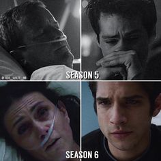 THIS IS SO SAD. STILES HAD TO GO THROUGH HIS DAD BEING IN THE HOSPITAL, THEN SCOTT HAD TO GO THROUGH HIS MOM BEING IN THE HOSPITAL. OMIGOD