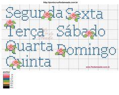 Cross Stitch Kitchen, Cross Stitch Charts, Pixel Art, Bullet Journal, Pattern, Cross Stitch Kits, Mini Cross Stitch, Counted Cross Stitches, Cross Stitch Designs