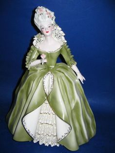 Another Marie Antoinette Statue I found on Ebay.