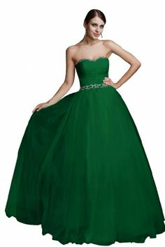 Sunvary Princess Ball Gown Prom Gown Bridesmaid Dresses with Rhinestones - US Size 16- Hunter Green Sunvary,http://www.amazon.com/dp/B00F4M7SE0/ref=cm_sw_r_pi_dp_NZ4Rsb0985BH4PW6