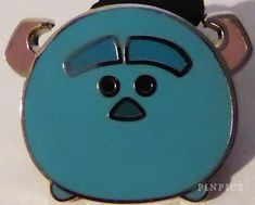 Pin 126083 - Series 5 (Sulley)