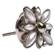 Fancy Diamonds Knob, Mother Of Pearl   $36 Itu0027s Easy To Fall For A Shiny