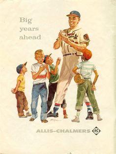 1957 Milwaukee Braves