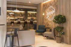 Artespa Café by BERI ESTUDIO CREATIVO, Castellón – Spain