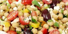 Recette Archives - Edeline Ca. Gluten Free Grains, Appetizer Salads, Moussaka, Mocca, Vegetable Salad, Tofu, Pasta Salad, Salad Recipes, Side Dishes