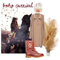 O Carnaval também pode ser sinónimo de elegância.  Tem um baile de máscaras, mais logo e não sabe o que usar? Opte por um look boho conjugado com as botas étnicas Eureka Concept Collection. Mas acima de tudo, divirta-se!