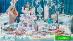Disney® Frozen at Shindigz