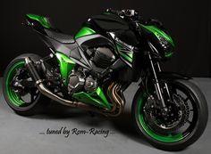 Rom-Racing - Kawasaki Z800 (2013-2014)