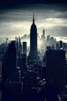 The Empire State Building, Manhattan, New York City NYC New York City Travel Honeymoon Backpack Backpacking Vacation Empire State Building, Empire State Of Mind, New York Trip, Voyage Usa, Voyage New York, Skyline Von New York, Ny Skyline, Free Museums, City Wallpaper