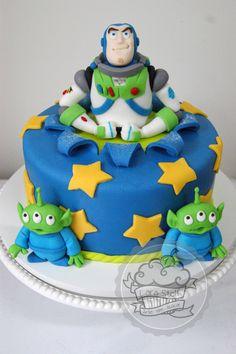 Buzzlightyear cake