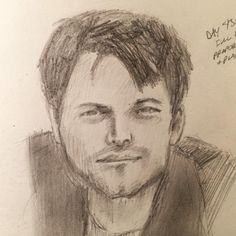 Day full face, proportion and placement, smaller scale Sketches Of People, Drawing Practice, I Don T Know, Misha Collins, Portrait, Face, Men Portrait, Human Sketch, Portrait Illustration
