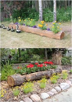 15 Amazing Ways to Decorate Your Yard With Wood