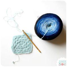 Nouvelles laines et fils avec Bergère de France Jiji, Granny Love, Crochet Earrings, Baby Born, Wool