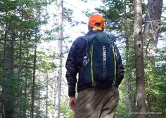 Ultimate Direction Fastpack 20 Backpack Review - http://sectionhiker.com/ultimate-direction-fastpack-20-backpack-review/