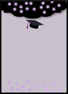 Graduation Cartoon, Graduation Images, Graduation Templates, Graduation Decorations, Graduation Day, Graduation Invitations, Pink Background Images, Barbie Birthday Party, Romantic Roses