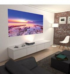 Head to the Living Room for Your Next Movie with the LG