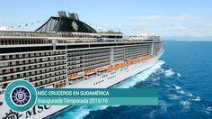 El gigantesco MSC Splendida llegó al puerto de Buenos Aires y a bordo se celebró el acto que inauguraba la temporada 2015/16 de MSC Cruceros en Sudamérica.