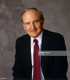 News Photo : Jack Welch, CEO and business mogul of General. Jack Welch, General Electric, Still Image, The Outsiders, Business, Grid, News, Store, Business Illustration