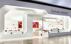 Retail futuristic