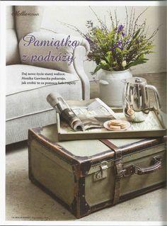 Patynowy - Publikacje w prasie o farbach Annie Sloan